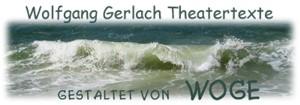 Wolfgang Gerlach Theatertexte